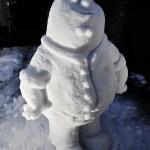sneeuwsculptuur peter griffin